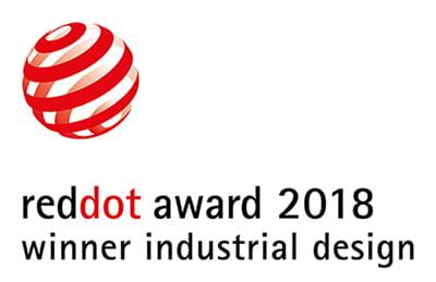 Reddot 2018 logo