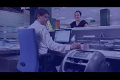 Cash Automation Solutions | Banking Industry | GLORY